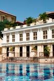 Condominium Swimming Pool Stock Images