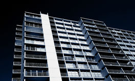 Condominium Tower Royalty Free Stock Photo