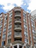 Condominiums Royalty Free Stock Photos