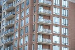 condominiums royalty-vrije stock foto's