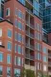 condominiums stock foto