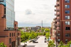 condominiums royalty-vrije stock afbeeldingen