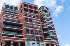 condominiums immagine stock libera da diritti