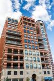 condominiums fotografia stock