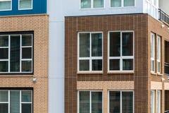 condominiums stock afbeeldingen