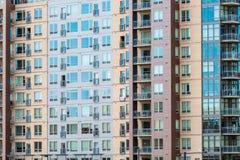 condominiums stock afbeelding