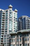 Condominiums Photo stock