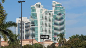 condominiums royalty-vrije stock foto
