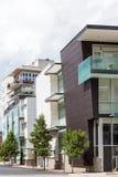 Condominiums Royalty Free Stock Photography