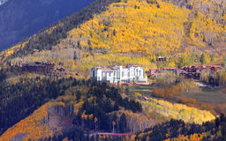 Condominiums dans le Colorado image stock