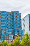 Condominiums Royalty Free Stock Images