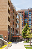 Condominiums Stock Photography