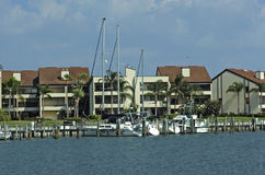 Condominiums in florida Stock Photography
