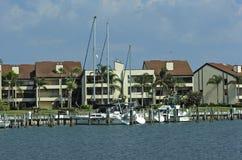 Condominiums in florida Stock Photography