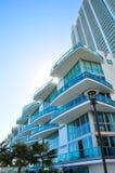 Condominiums luxueux Photos stock