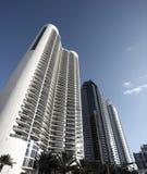 condominiums modernes Image libre de droits