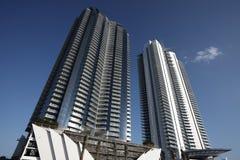 condominiums modernes Photographie stock libre de droits