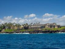 Condominiums at Poipu, Kauai Stock Images