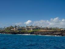 Condominiums at Poipu, Kauai Stock Photos