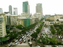 Condominiums, Taguig, Metro Manila, Philippines Royalty Free Stock Photo