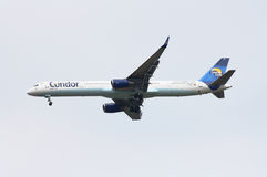Condor airline Boeing 757 Royalty Free Stock Photos