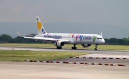 Condor Boeing 757 Foto de Stock