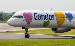 Condor Boeing 757 Imagens de Stock Royalty Free