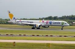 Condor Boeing 757 stock foto's