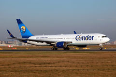 Condor Boeing B767-300 (ER) Stock Images