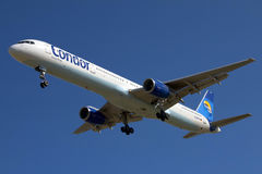 Condor Boeing 757-300 Stock Photography