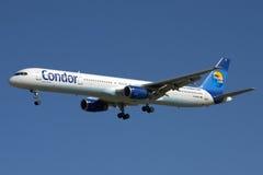 Condor Boeing 757-300 Stock Image