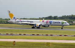 Condor Boeing 757 Stock Photos