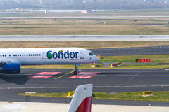 Condor Boing 757-300 Stock Images