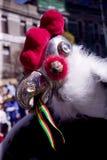 Condor dancers. Actor, america, anonymous, art, beauty, black, bolivia, carnival, color, concept, conceptual, costume, cover, craft, craftsmanship, dancer Stock Photos