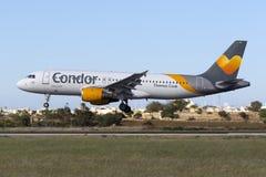 Condor A320 em finais Imagem de Stock
