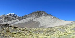 Condoriri trek beautiful mountain view Royalty Free Stock Photography