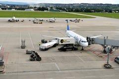 Condorvliegtuig Royalty-vrije Stock Afbeelding