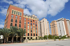 Condos Royalty Free Stock Images
