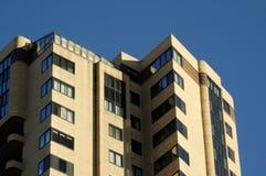 Condos. Condominium building in Minneapolis Minnesota Stock Photography