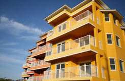 Condos in Mangroves Stock Photos