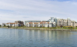 Condos in Vancouver Islands Stock Image