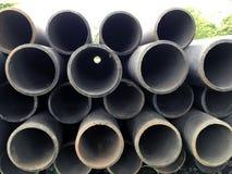 Condotte di cemento Fotografia Stock Libera da Diritti