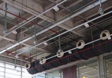 Condotte di ventilazione Immagine Stock