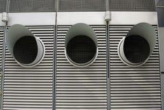 Condotti di ventilazione Fotografia Stock Libera da Diritti