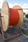 Condotti flessibili della bobina Fotografia Stock Libera da Diritti