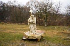Condrita, monastério de São Nicolau de Moldova Fotos de Stock