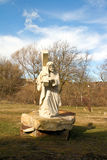 Condrita, Monastery of St. Nicholas of Moldova Stock Photos
