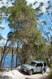 condução 4WD Foto de Stock Royalty Free