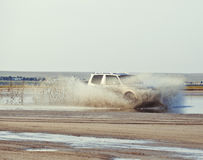 Carro Offroad Imagens de Stock Royalty Free