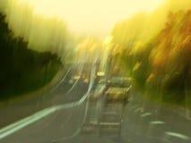 Conducción borracha Fotos de archivo